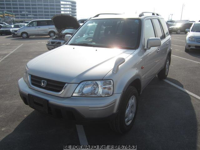 Used 1997 HONDA CR-V BF67683 for Sale
