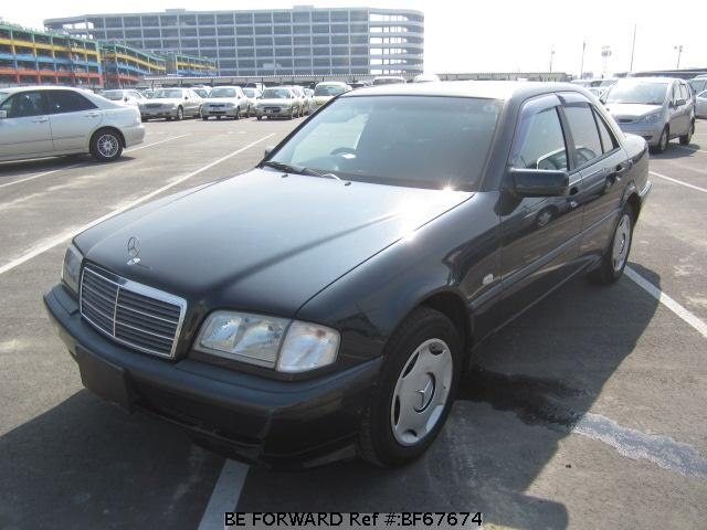 Used 1999 MERCEDES-BENZ C-CLASS BF67674 for Sale