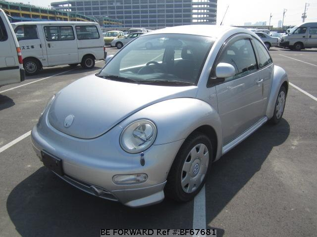 Used 2001 VOLKSWAGEN NEW BEETLE BF67681 for Sale