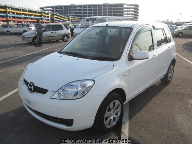 Used 2006 MAZDA DEMIO BF67682 for Sale
