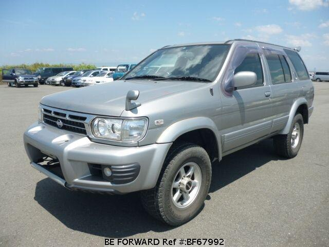 Used 1998 NISSAN TERRANO BF67992 for Sale