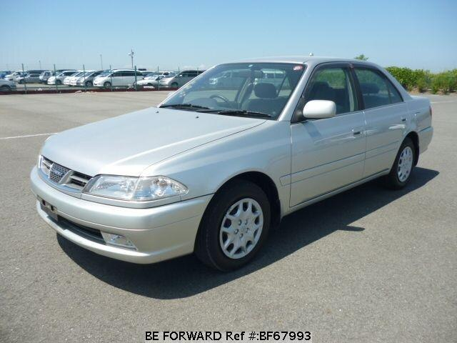 Used 1999 TOYOTA CARINA BF67993 for Sale
