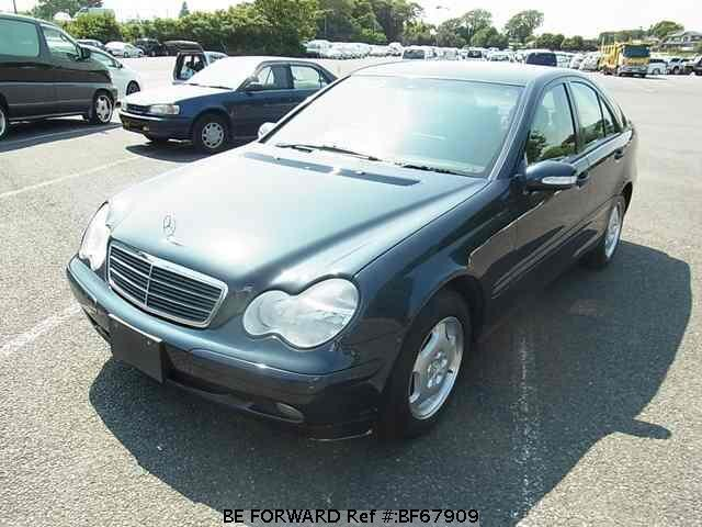 Used 2001 MERCEDES-BENZ C-CLASS BF67909 for Sale