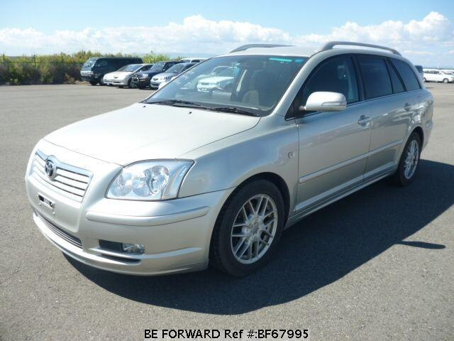 Used 2003 TOYOTA AVENSIS WAGON BF67995 for Sale