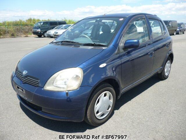 Used 2000 TOYOTA VITZ BF67997 for Sale