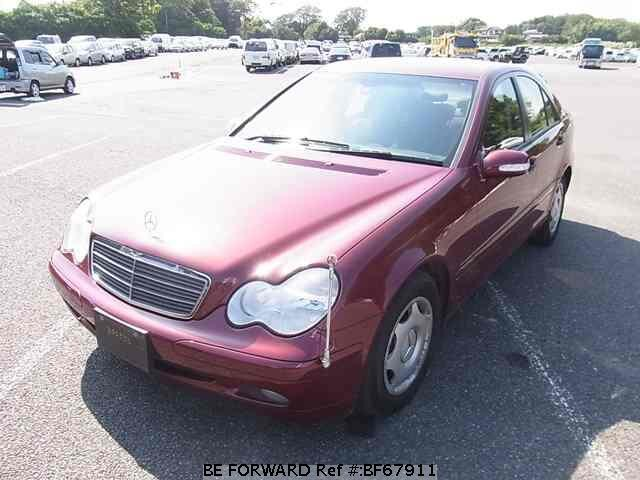 Used 2003 MERCEDES-BENZ C-CLASS BF67911 for Sale