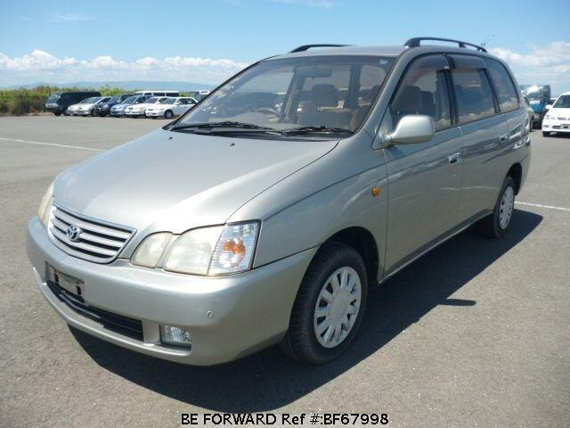 Used 1998 TOYOTA GAIA BF67998 for Sale