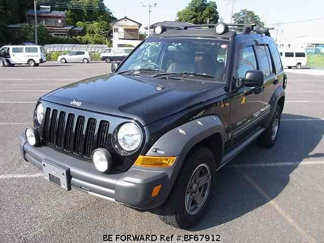 Used 2007 JEEP CHEROKEE BF67912 for Sale