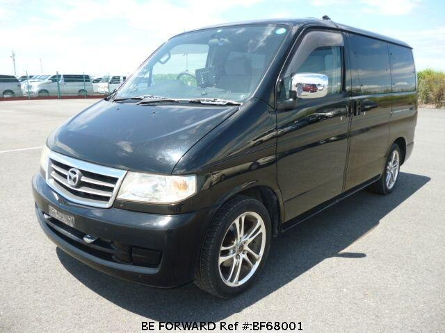 Used 2001 MAZDA BONGO FRIENDEE BF68001 for Sale
