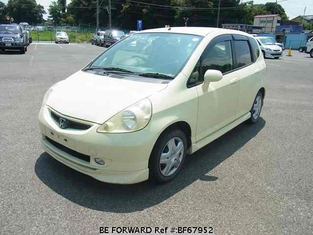 Used 2002 HONDA FIT BF67952 for Sale