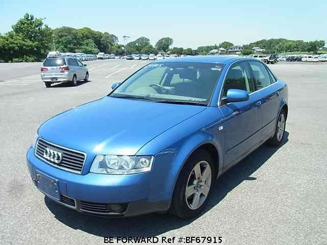 Used 2001 AUDI A4 BF67915 for Sale