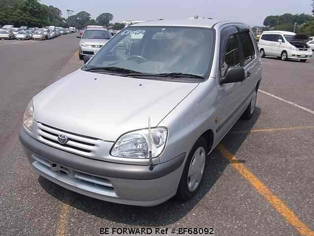Used 1999 TOYOTA RAUM BF68092 for Sale