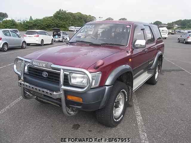 Used 1994 TOYOTA HILUX SURF BF67955 for Sale