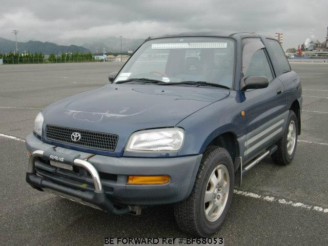 Used 1994 TOYOTA RAV4 BF68053 for Sale