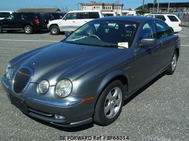 Used 2002 JAGUAR S-TYPE BF68054 for Sale
