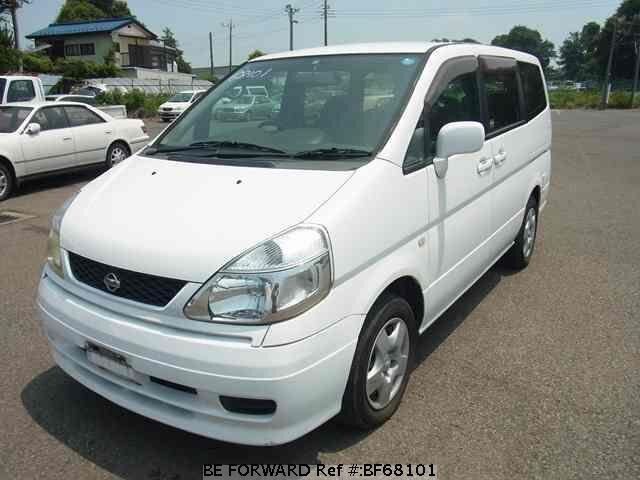 Used 1999 NISSAN SERENA BF68101 for Sale