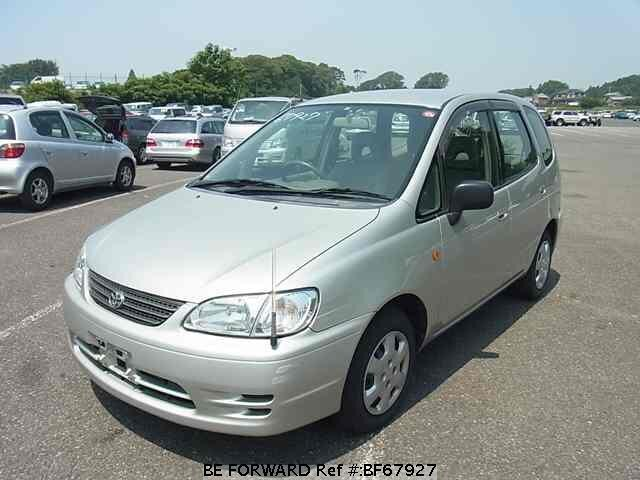 Used 2000 TOYOTA COROLLA SPACIO BF67927 for Sale