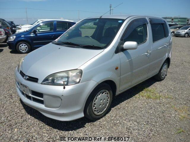 Used 2003 DAIHATSU YRV BF68017 for Sale
