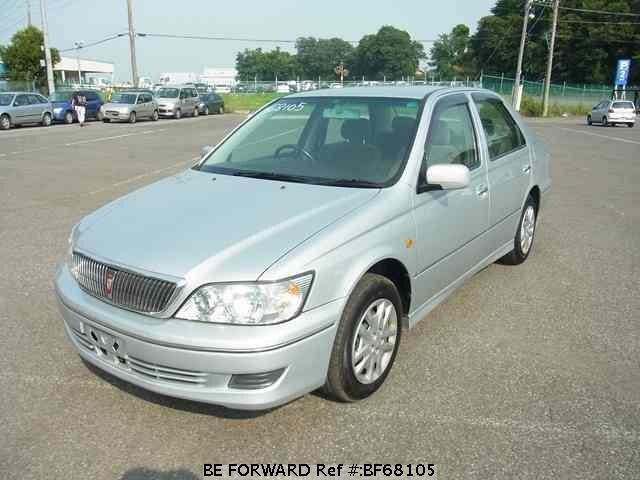 Used 2001 TOYOTA VISTA SEDAN BF68105 for Sale