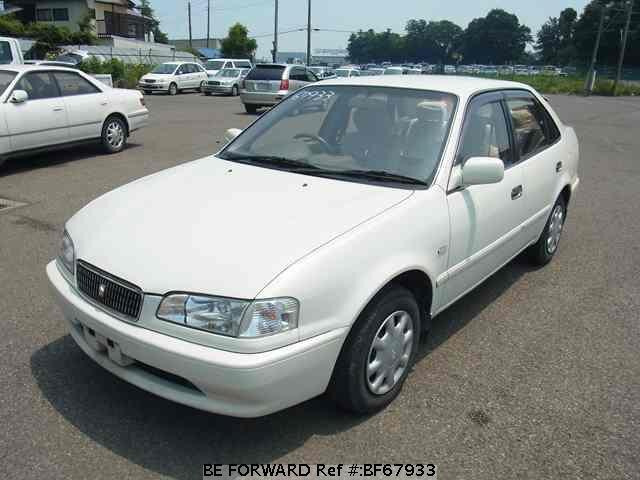 Used 1999 TOYOTA SPRINTER SEDAN BF67933 for Sale