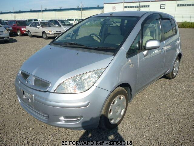 Used 2004 MITSUBISHI COLT BF68018 for Sale