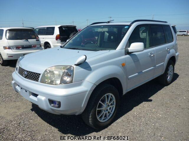 Used 2001 NISSAN X-TRAIL BF68021 for Sale