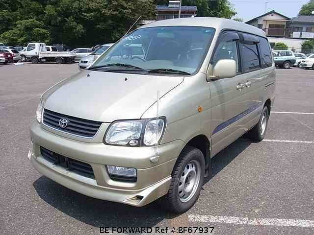 Used 2001 TOYOTA LITEACE NOAH BF67937 for Sale
