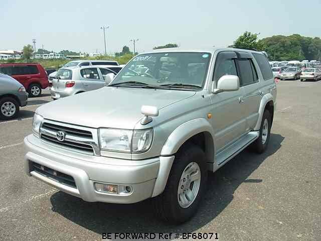 Used 1999 TOYOTA HILUX SURF BF68071 for Sale