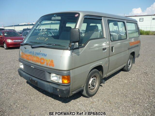 Used 1996 NISSAN HOMY VAN BF68026 for Sale