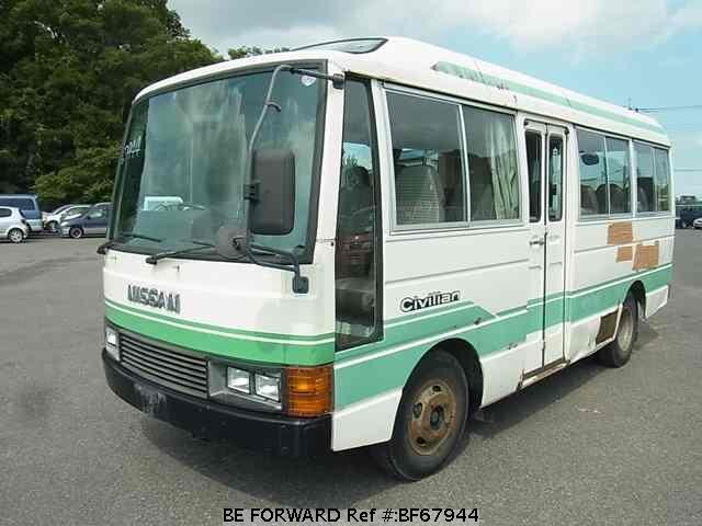 Used 1987 NISSAN CIVILIAN BUS BF67944 for Sale