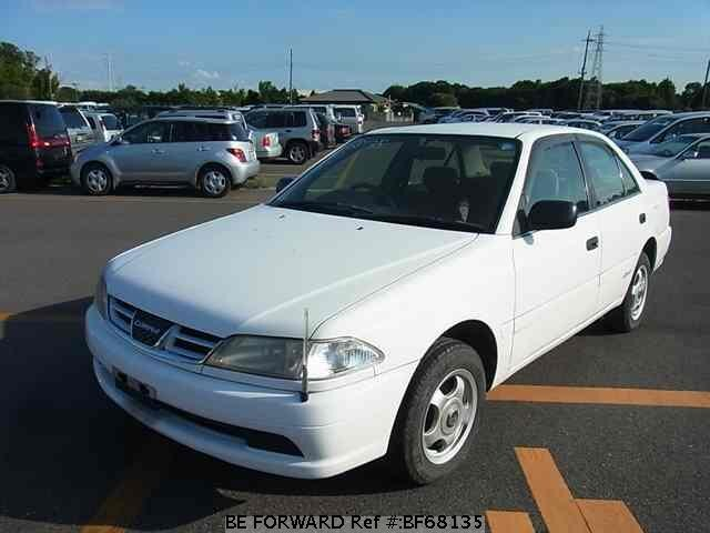 Used 1999 TOYOTA CARINA BF68135 for Sale