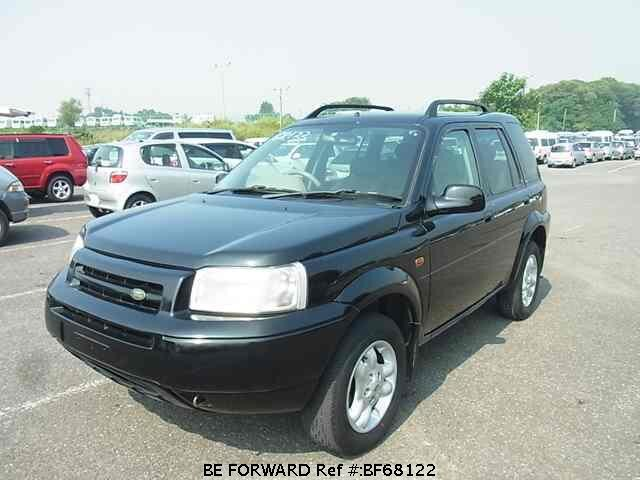 Used 2001 LAND ROVER FREELANDER BF68122 for Sale