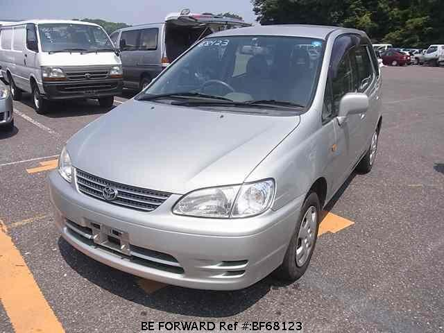 Used 1999 TOYOTA COROLLA SPACIO BF68123 for Sale
