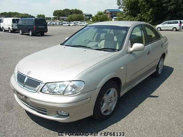 Used 2001 NISSAN BLUEBIRD SYLPHY BF68133 for Sale