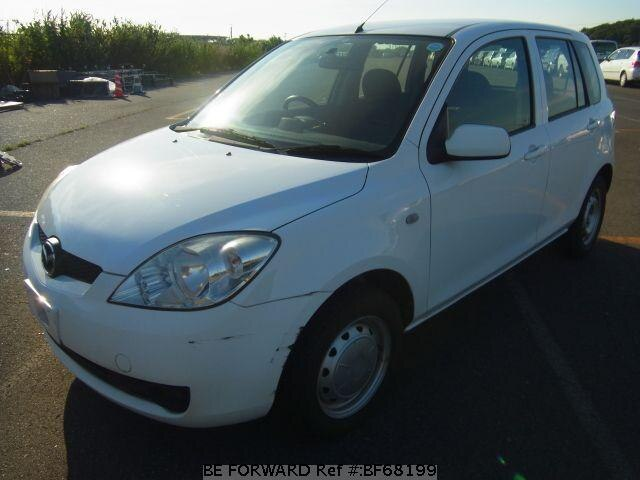 Used 2005 MAZDA DEMIO BF68199 for Sale