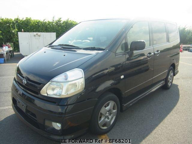 Used 1999 NISSAN SERENA BF68201 for Sale