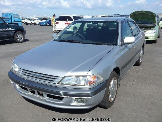 Used 1998 TOYOTA CARINA BF68300 for Sale