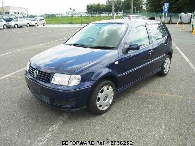 Used 2001 VOLKSWAGEN POLO BF68252 for Sale