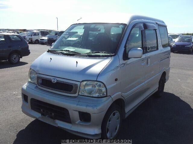 Used 2001 TOYOTA SPARKY BF68302 for Sale