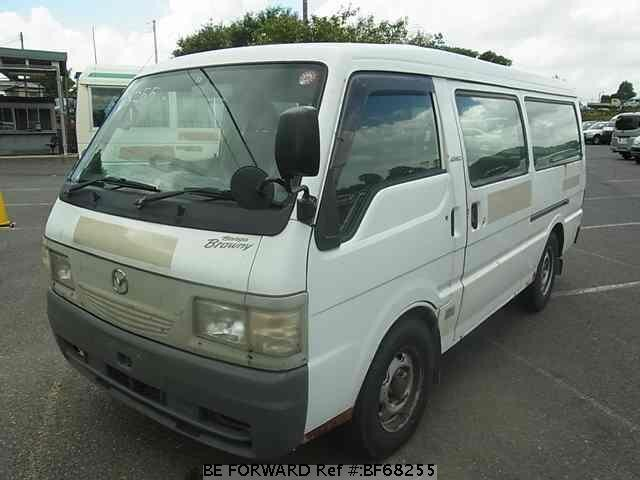 Used 2003 MAZDA BONGO BRAWNY VAN BF68255 for Sale