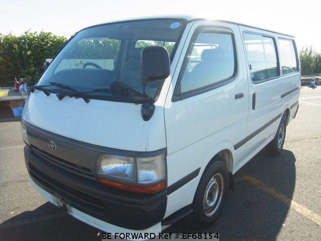 Used 1996 TOYOTA HIACE VAN BF68154 for Sale