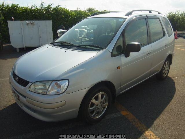 Used 1997 TOYOTA COROLLA SPACIO BF68210 for Sale