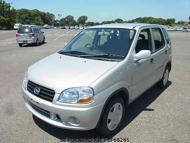 Used 2002 SUZUKI SWIFT BF68265 for Sale