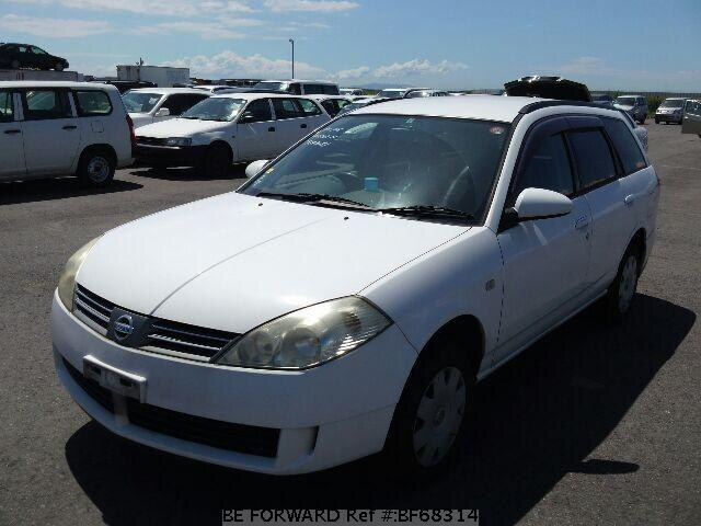 Used 2004 NISSAN WINGROAD BF68314 for Sale