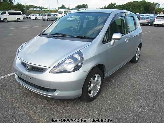 Used 2003 HONDA FIT BF68269 for Sale