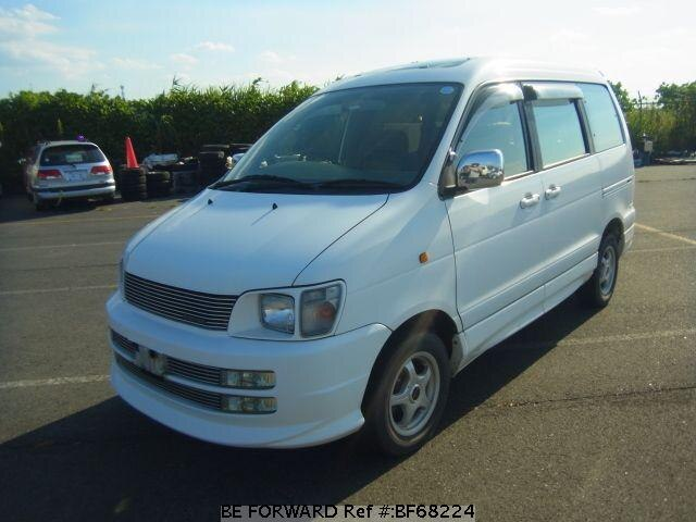 Used 1998 TOYOTA TOWNACE NOAH BF68224 for Sale