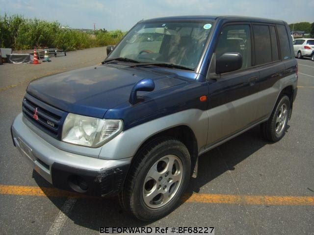 Used 1999 MITSUBISHI PAJERO IO BF68227 for Sale