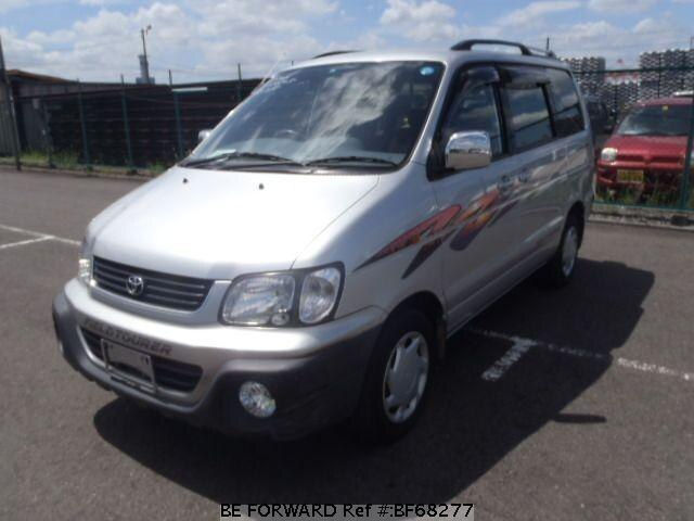 Used 1999 TOYOTA LITEACE NOAH BF68277 for Sale