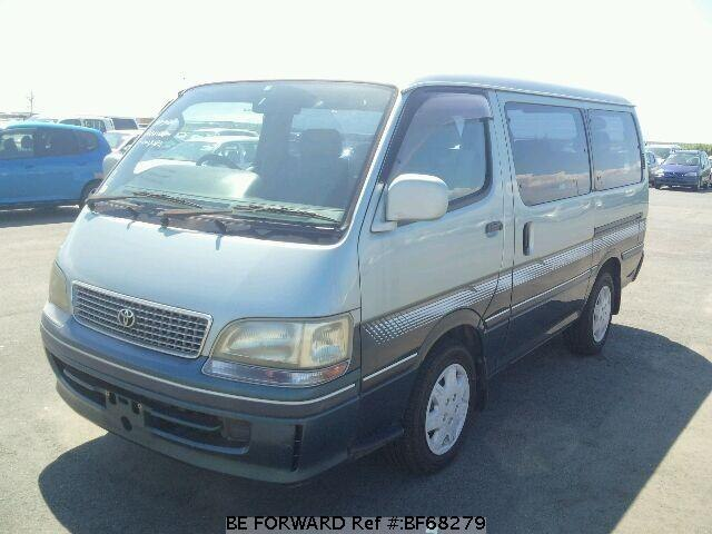 Used 1997 TOYOTA HIACE WAGON BF68279 for Sale