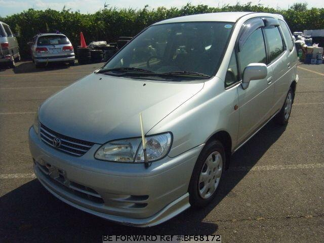Used 1999 TOYOTA COROLLA SPACIO BF68172 for Sale